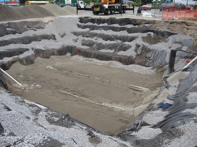 OSHA safe tank excavation